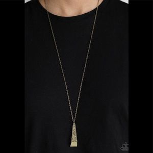 ✨3 for $10✨ Brass necklace